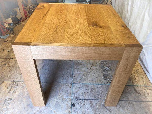 HudsOn 6ix Table White Oak