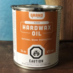 hardwax oil